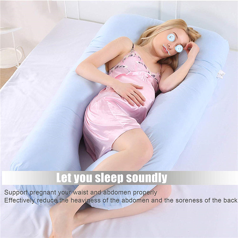 U Shaped Soft Pregnancy Body Pillow