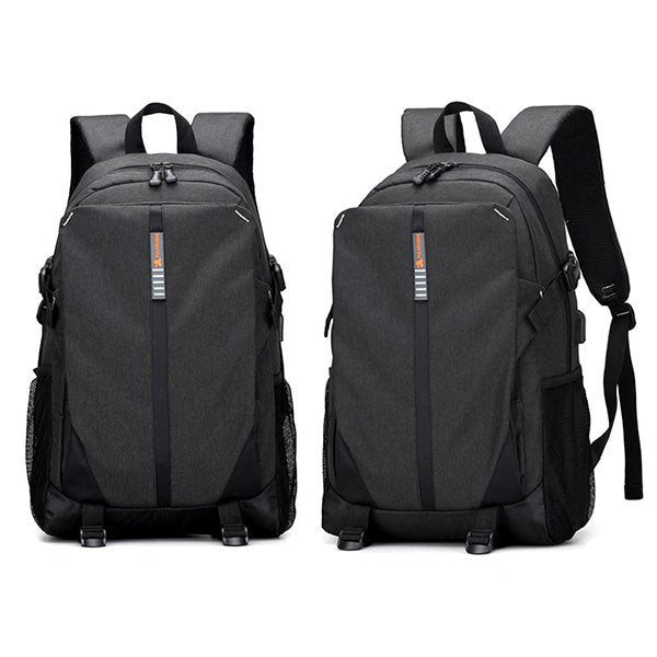 Anti-theft Korean Version Of The Multi-functional Computer Bag Travel Bag Students Leisure Backpack