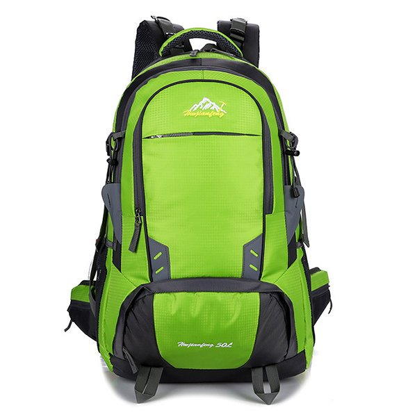 Large Capacity Waterproof Outdoor Travel Camping Climbing Backpack