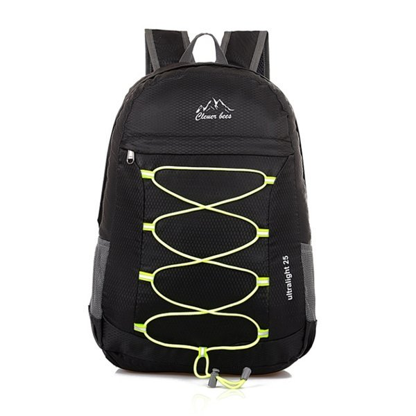 Home»Bags»Men's Bags»Backpacks Men Women Unisex String Nylon Shoulder Backpack Outdoor Travel Bag