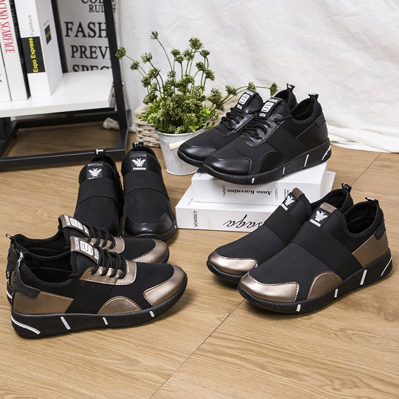 Flat Heel All Season Sneakers