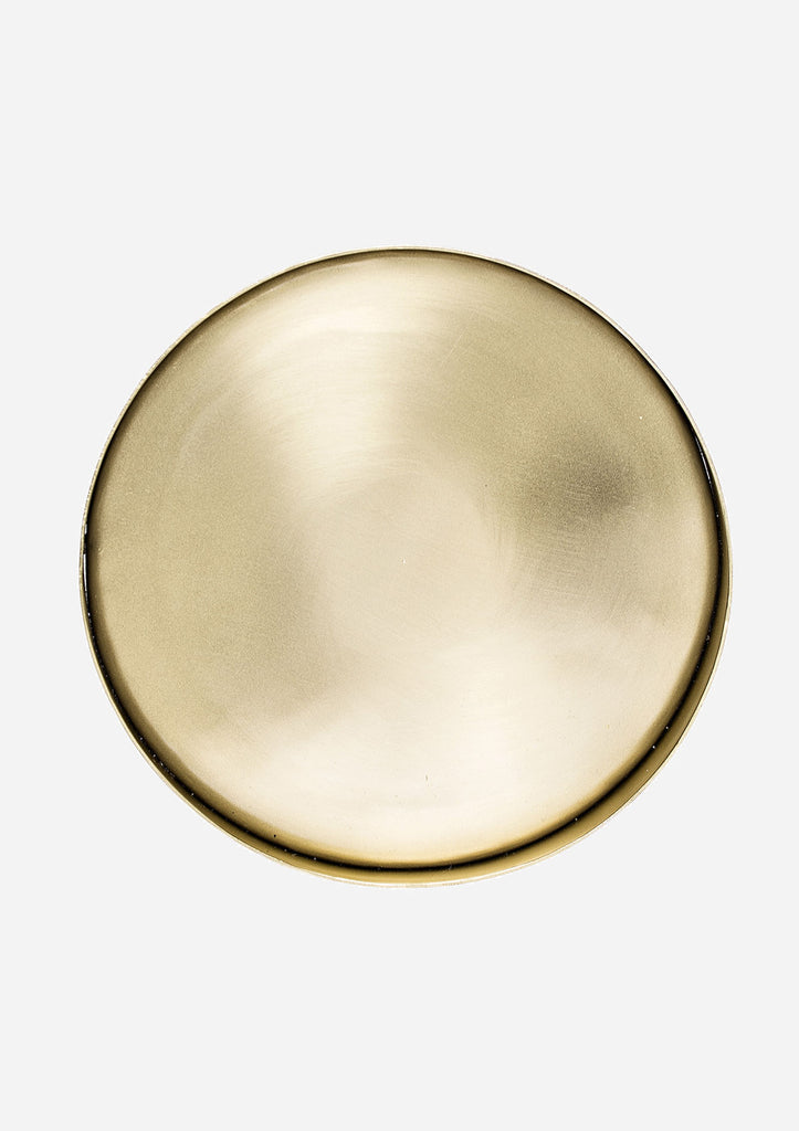 Brass Round Circle Tray