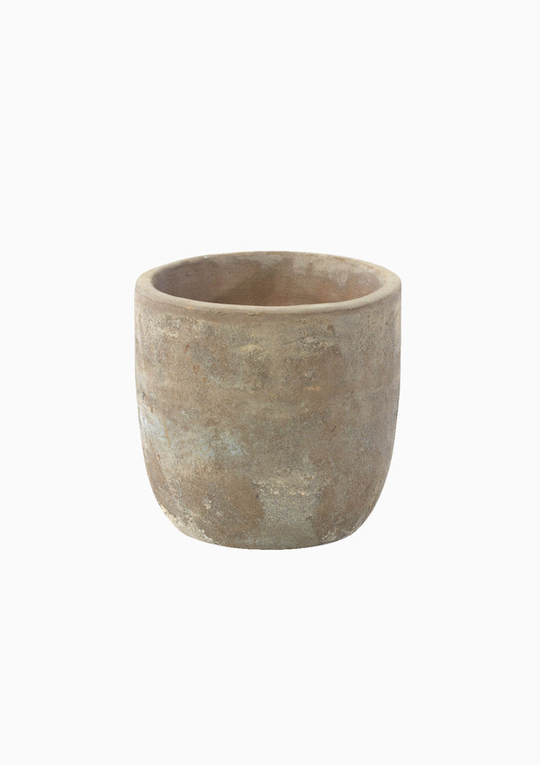 Affiti Clay Rustic Plant Pot - Small