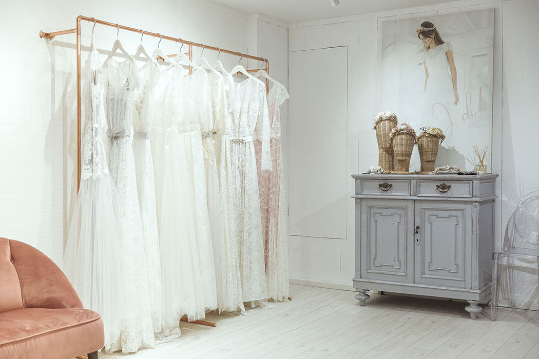 Katya Katya - Wedding shop with Little Deer Rails