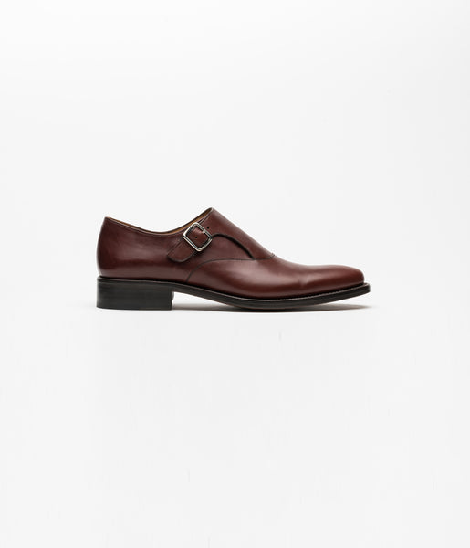 Monkstrap Brown One