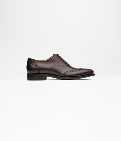 Wingtip Oxford Brown