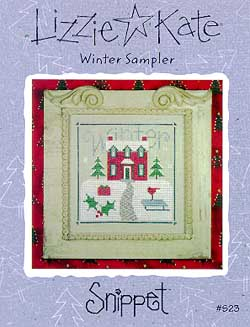 Lizzie Kate, Winter Sampler, Needles and Things