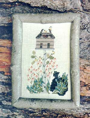 Cedar Hill Designs, Catfeeder, The, Needles and Things