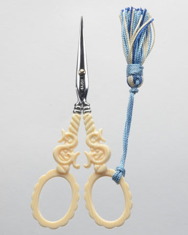Sajou Scissors, Veined Ivory Scissors, Needles and Things