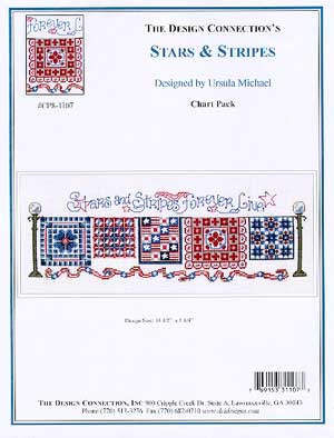 Ursula Michael Design, Stars & Stripes, Needles and Things