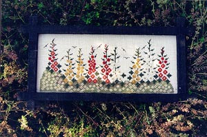 Cedar Hill Designs, Country Border, Needles and Things
