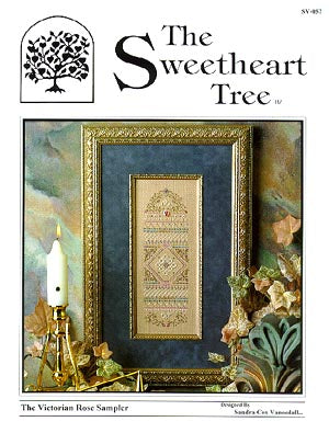 Sweetheart Tree The, Victorian Rose Sampler, Needles and Things