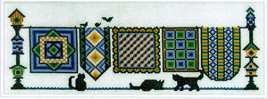 Ursula Michael Design, Quilts And Kittens, Needles and Things