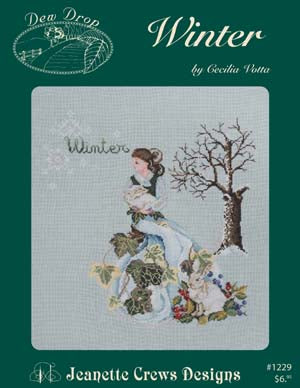Jeanette Crews Designs, Winter (Dew Drop), Needles and Things