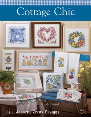 Jeanette Crews Designs, Cottage Chic (Michael), Needles and Things