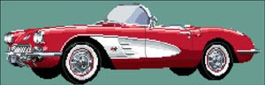 Brenda Franklin Designs, Corvette (1960), Needles and Things