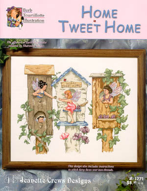 Jeanette Crews Designs, Home Tweet Home, Needles and Things