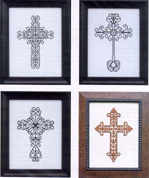 Pegasus Originals Inc., Traditional Crosses I, Needles and Things