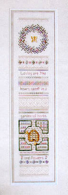 Lorri Birmingham Designs, Lovely Are The Hours, Needles and Things