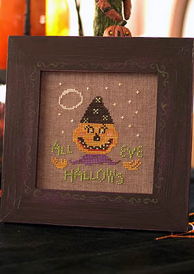 Valentine Stitchery, Pumpkinhead, Needles and Things