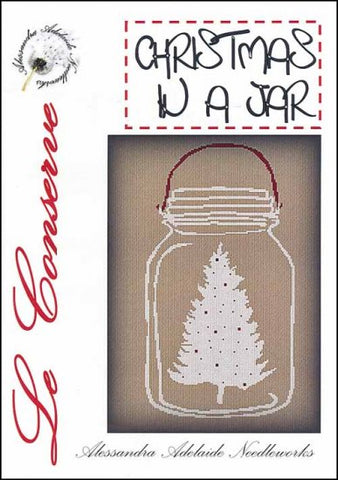 Alessandra Patterns, Christmas In A Jar, Needles and Things