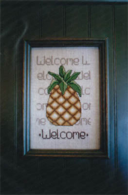 Classic Stitch, The, Pineapple Welcome, A, Needles and Things