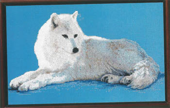 Janlynn Corporation, The, Arctic Wolf, Needles and Things