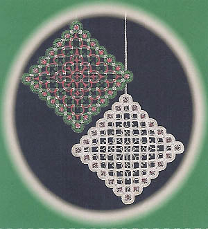 Stitch In Time Designs A, Merry Little Christmas I (Ornament), Needles and Things