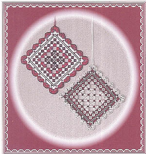 Stitch In Time Designs A, Merry Little Christmas II (Ornaments), Needles and Things