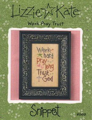 Lizzie Kate, Work Pray Trust (Snippet), Needles and Things