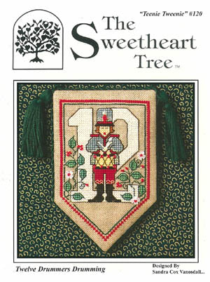 Sweetheart Tree The, Twelve Drummers Drumming(w/charm), Needles and Things