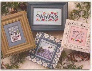 Lizzie Kate, Winter Crazy, Needles and Things