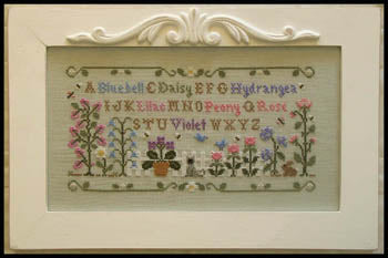 Country Cottage Needleworks, Summer Garden, Needles and Things