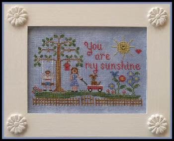 Country Cottage Needleworks, You Are My Sunshine, Needles and Things