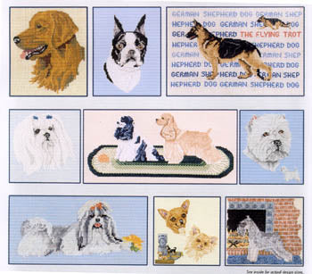 Pegasus Originals Inc., Popular Dogs II, Needles and Things