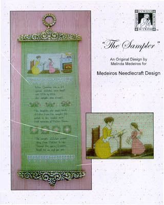 Medeiros Needlecraft Design, Sampler, The, Needles and Things