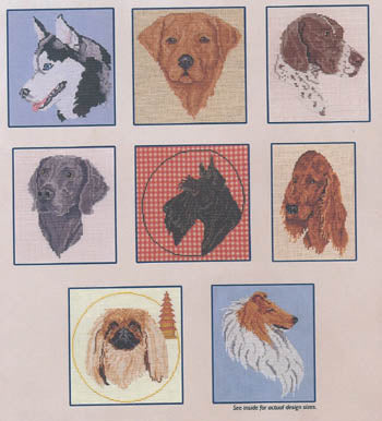 Pegasus Originals Inc., Popular Dogs Volume 3, Needles and Things