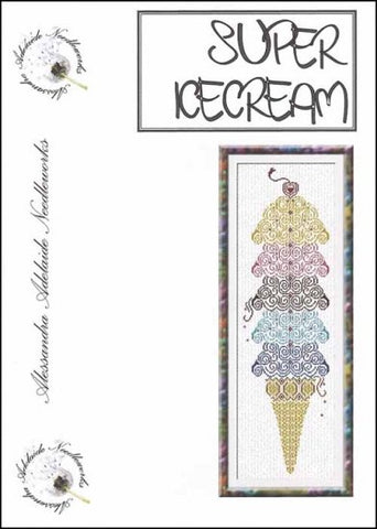 Alessandra Patterns, Super Icecream, Needles and Things