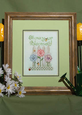 Ladybug Lane Designs, Show Your Bloomers, Needles and Things