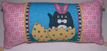 Debbie Draper Designs, Lucky Easter Egg, A, Needles and Things