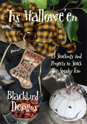 Blackbird Designs, Tis Halloween, Needles and Things