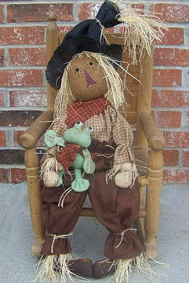 Raggedy Pants, Gus (Rag Doll Pattern), Needles and Things