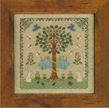 Elizabeth's Designs, Tree Of Harmony, Needles and Things