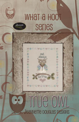 Jeannette Douglas Designs, True Owl, Needles and Things