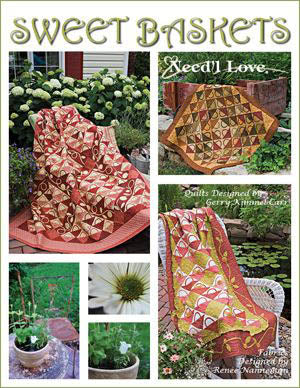 Need'l Love Company, Sweet Baskets (Quilting), Needles and Things