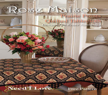 Need'l Love Company, Rose Maison (Quilting), Needles and Things