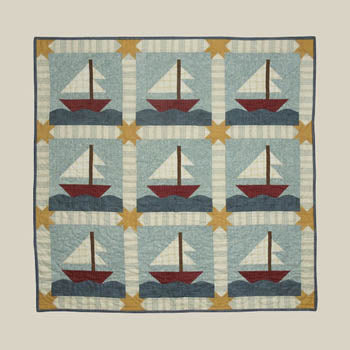 All Through The Night, Sail Away (Quilt), Needles and Things