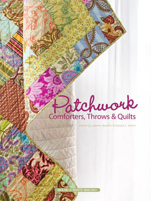 Annie's, Patchwork Comforters, Throws &Quilts (Quilting), Needles and Things