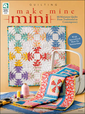 Annie's, Make Mine Mini (Quilt), Needles and Things