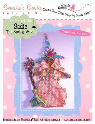 Brooke's Books Publishing, Sadie-Spring Witch, Needles and Things